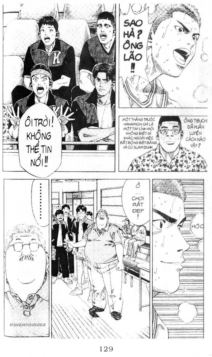 Slam Dunk chap 210 trang 4