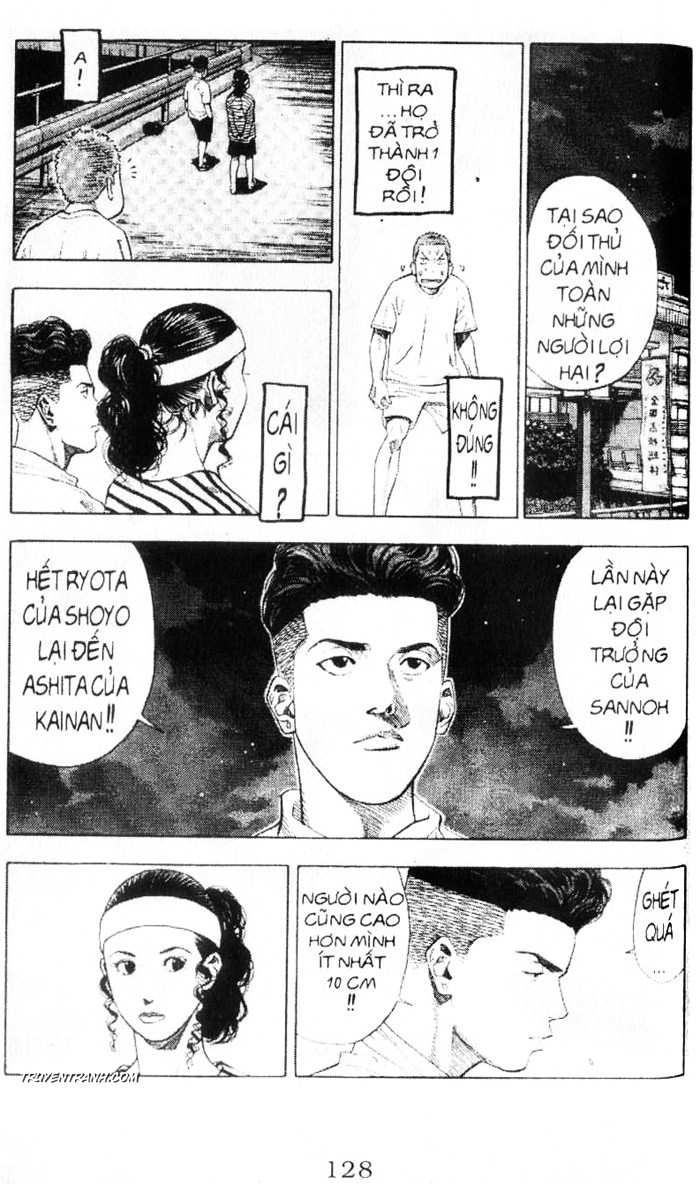 Slam Dunk chap 217 trang 13
