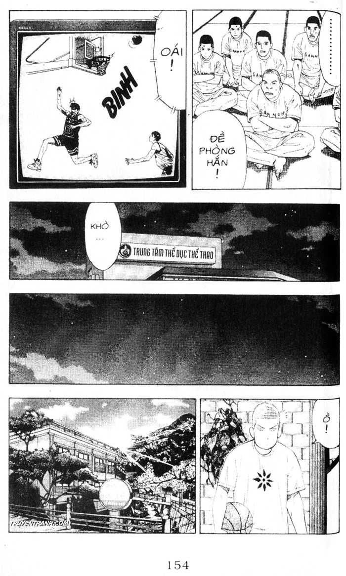 Slam Dunk chap 218 trang 19