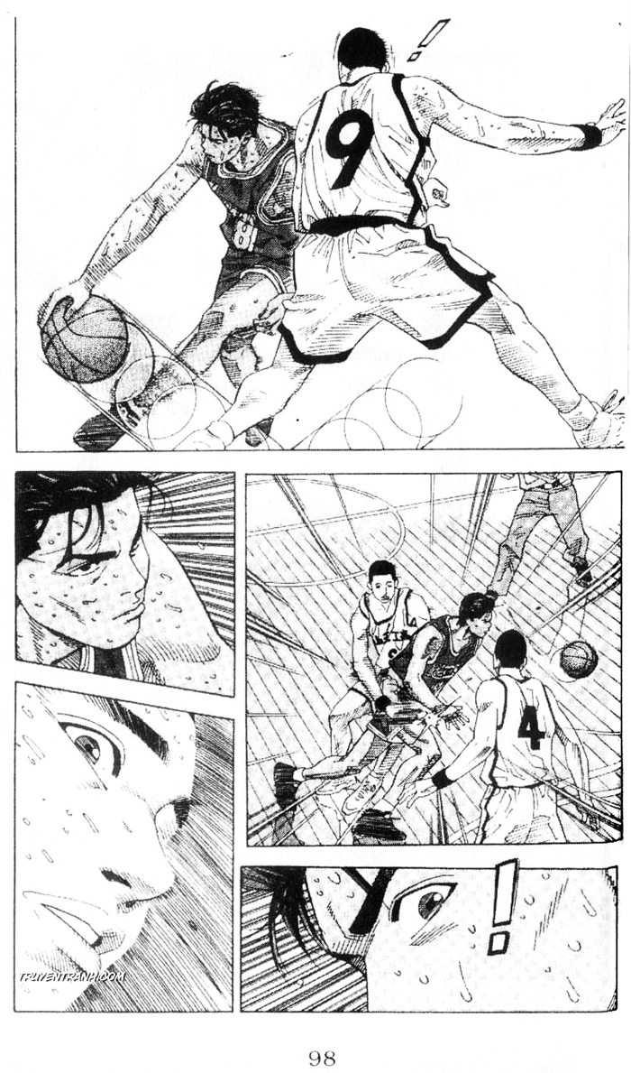 Slam Dunk chap 216 trang 3