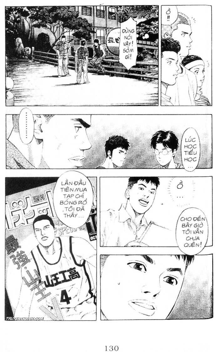 Slam Dunk chap 217 trang 15