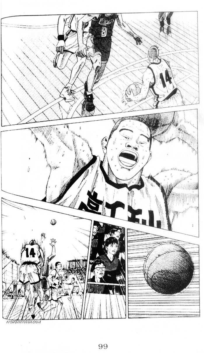 Slam Dunk chap 216 trang 4