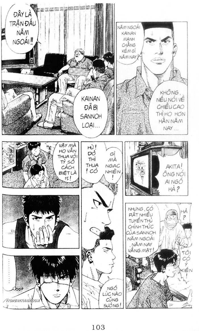 Slam Dunk chap 216 trang 8