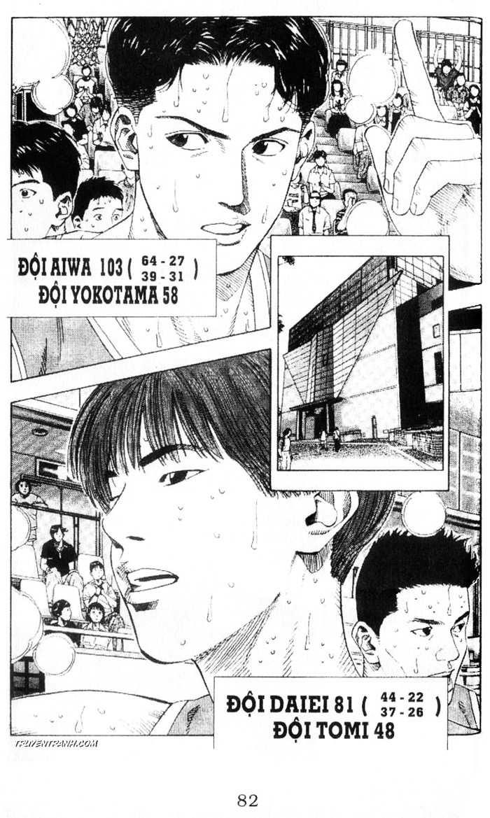 Slam Dunk chap 215 trang 6