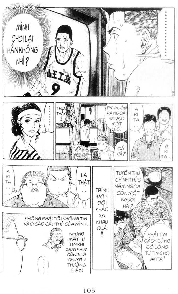 Slam Dunk chap 216 trang 10