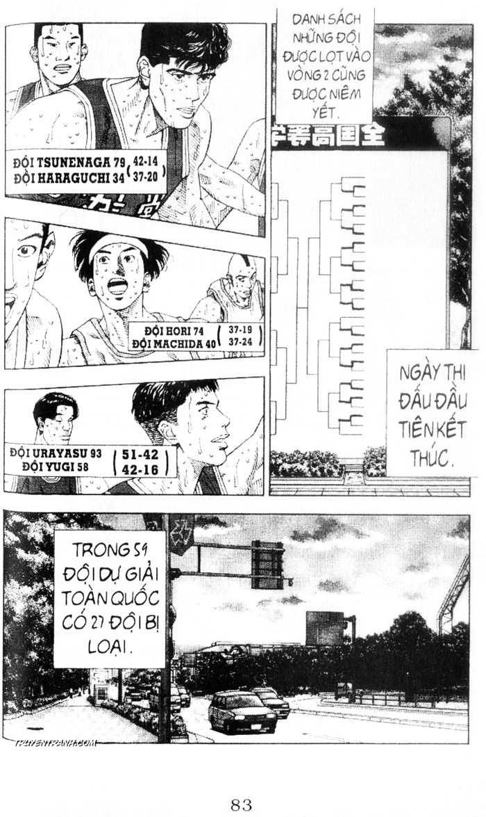 Slam Dunk chap 215 trang 7
