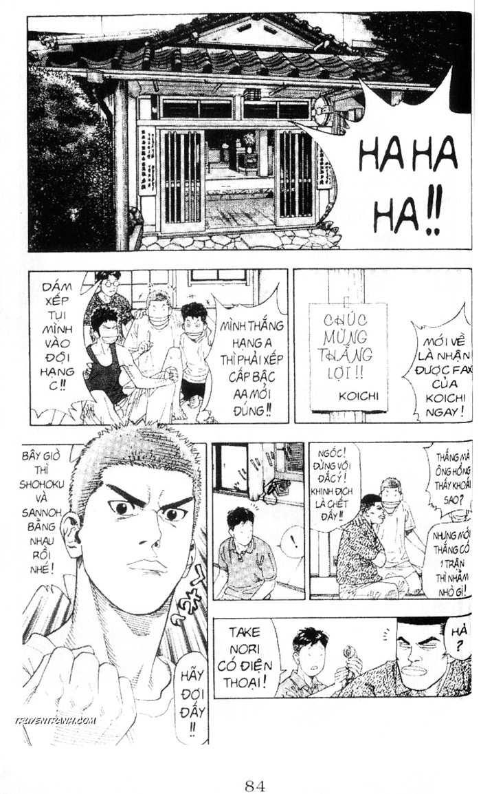 Slam Dunk chap 215 trang 8