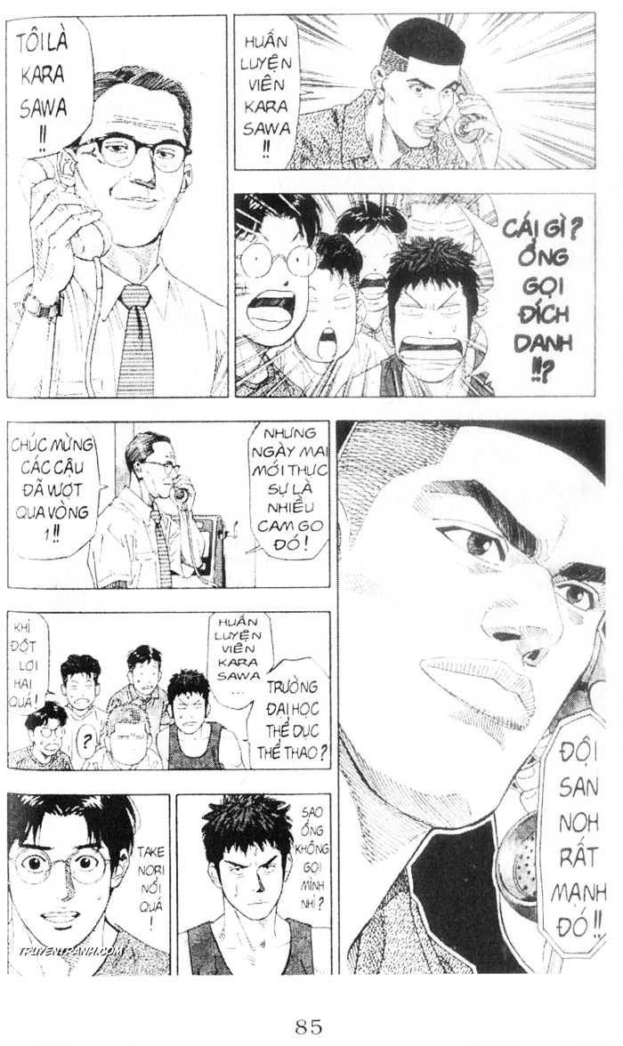 Slam Dunk chap 215 trang 9