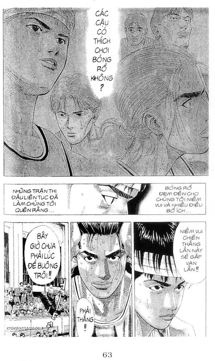 Slam Dunk chap 214 trang 7