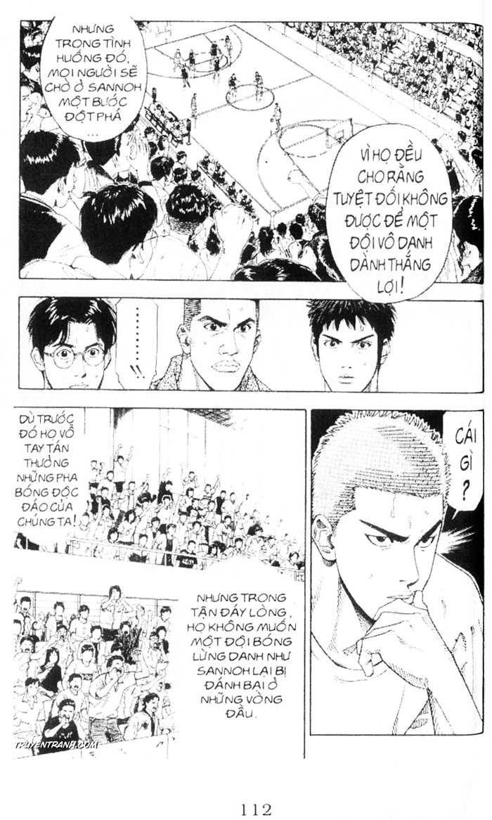 Slam Dunk chap 216 trang 17
