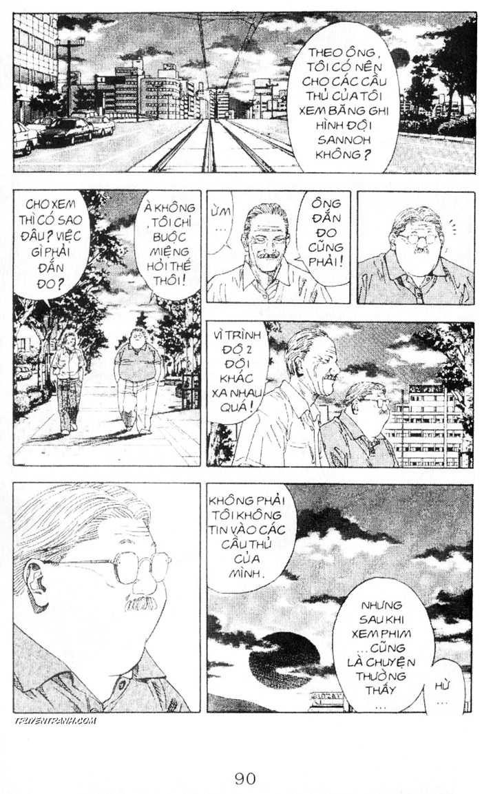 Slam Dunk chap 215 trang 14
