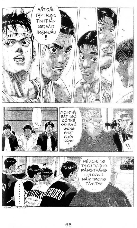 Slam Dunk chap 214 trang 9