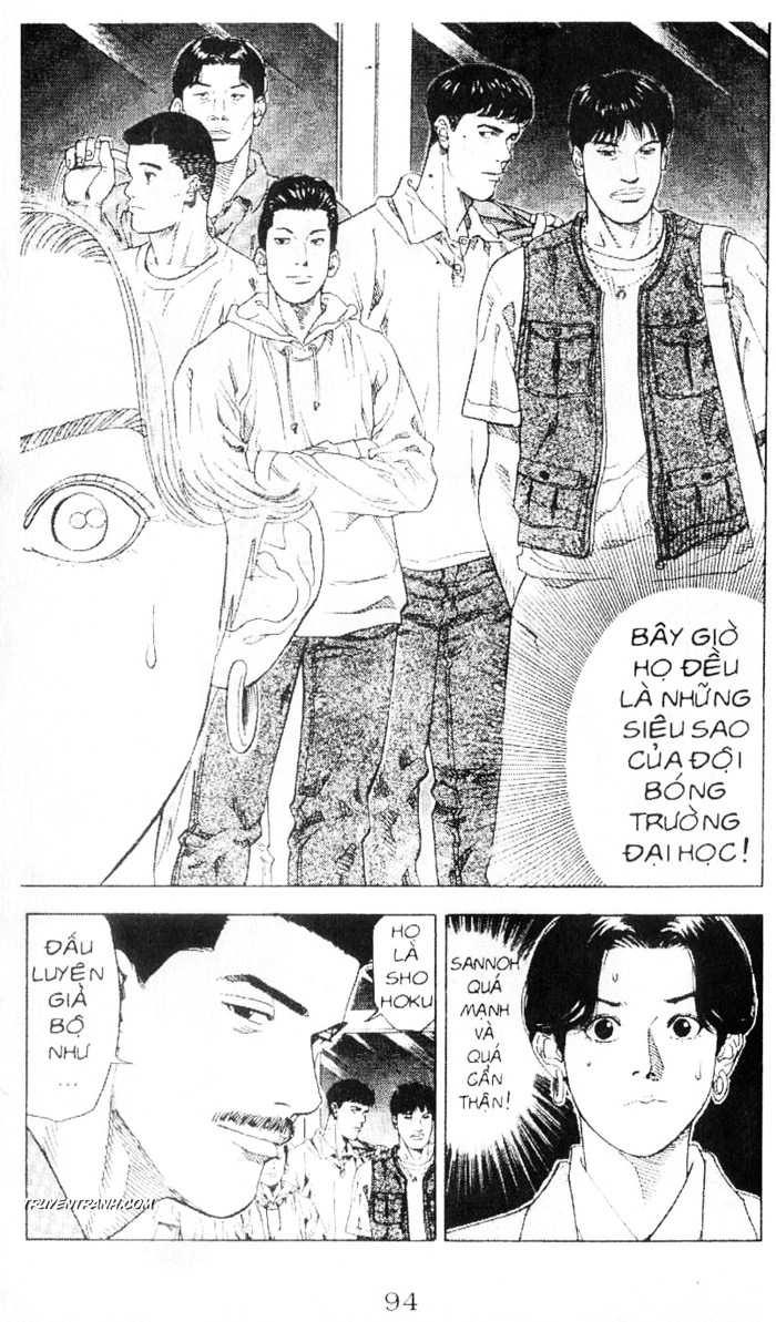 Slam Dunk chap 215 trang 18