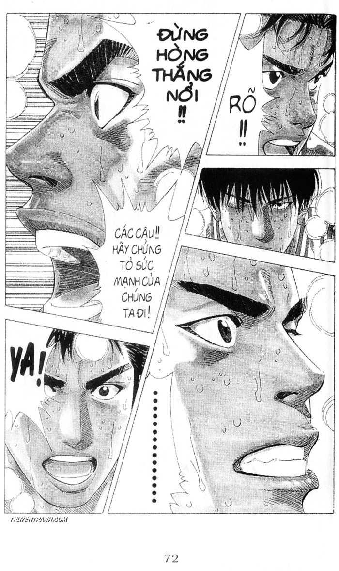 Slam Dunk chap 214 trang 16