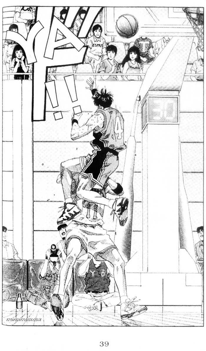 Slam Dunk chap 213 trang 5
