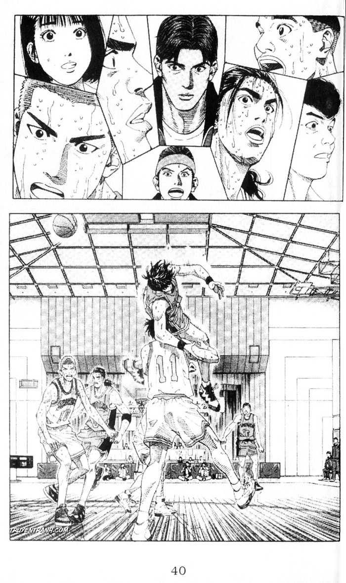 Slam Dunk chap 213 trang 6