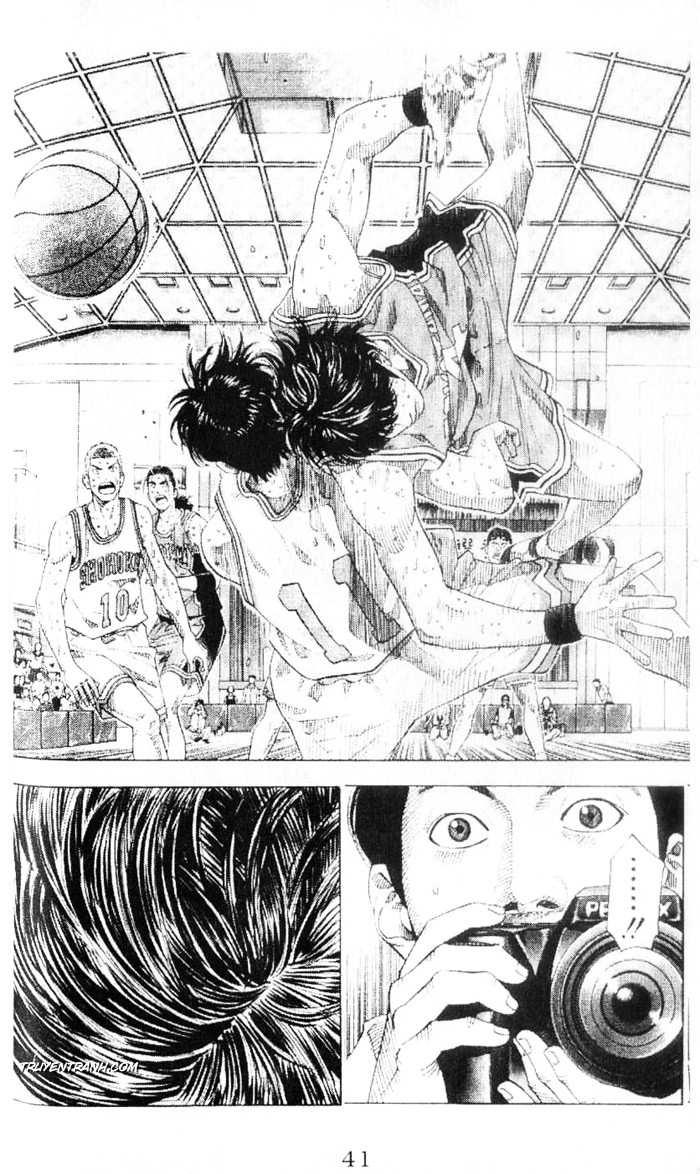 Slam Dunk chap 213 trang 7