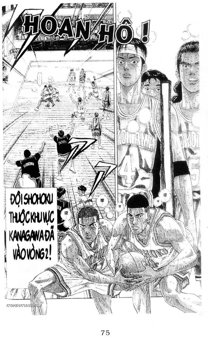 Slam Dunk chap 214 trang 19