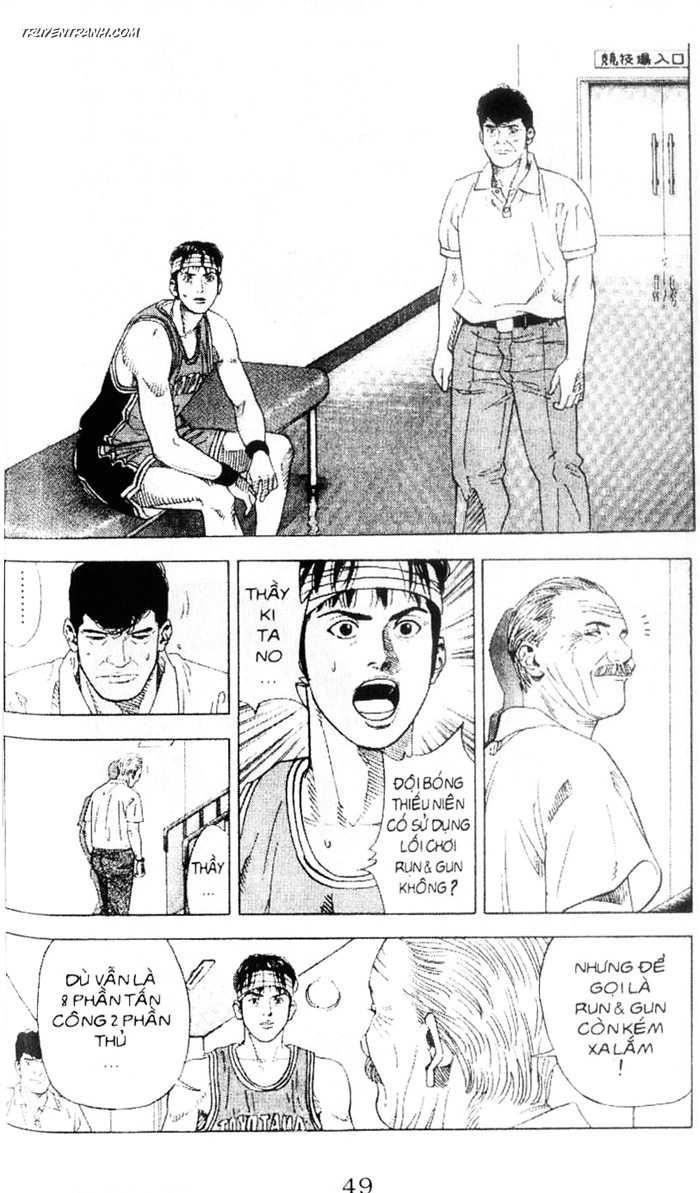Slam Dunk chap 213 trang 15