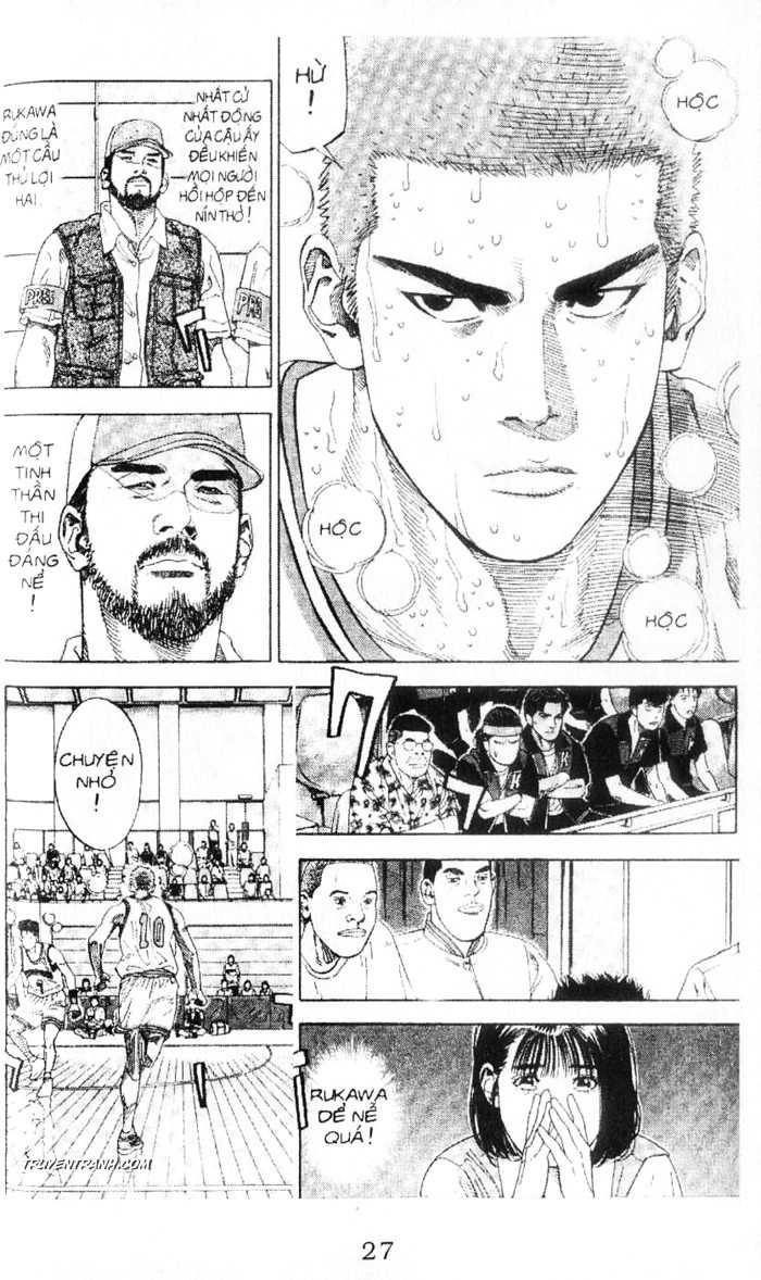 Slam Dunk chap 212 trang 14