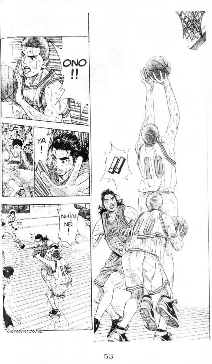 Slam Dunk chap 213 trang 19