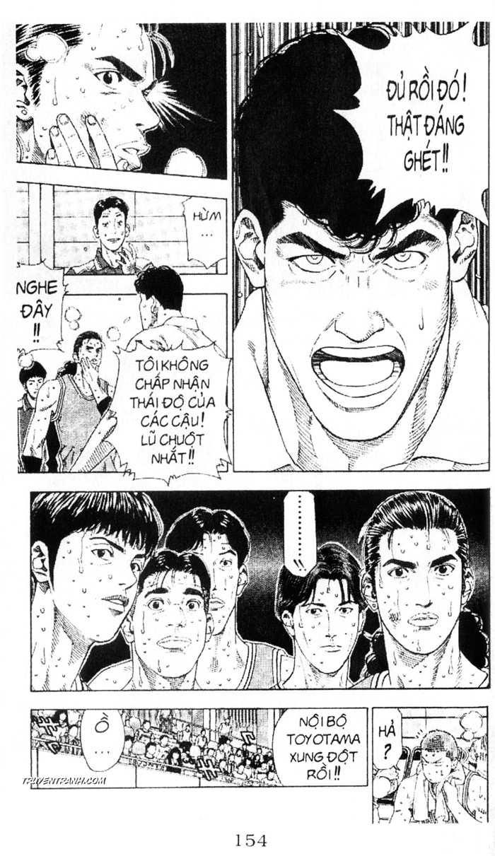 Slam Dunk chap 211 trang 9