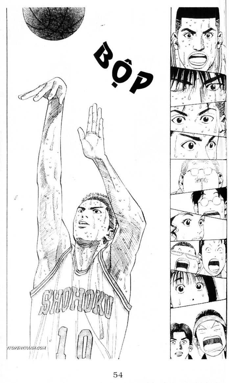 Slam Dunk chap 213 trang 20