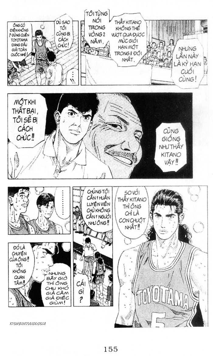 Slam Dunk chap 211 trang 10