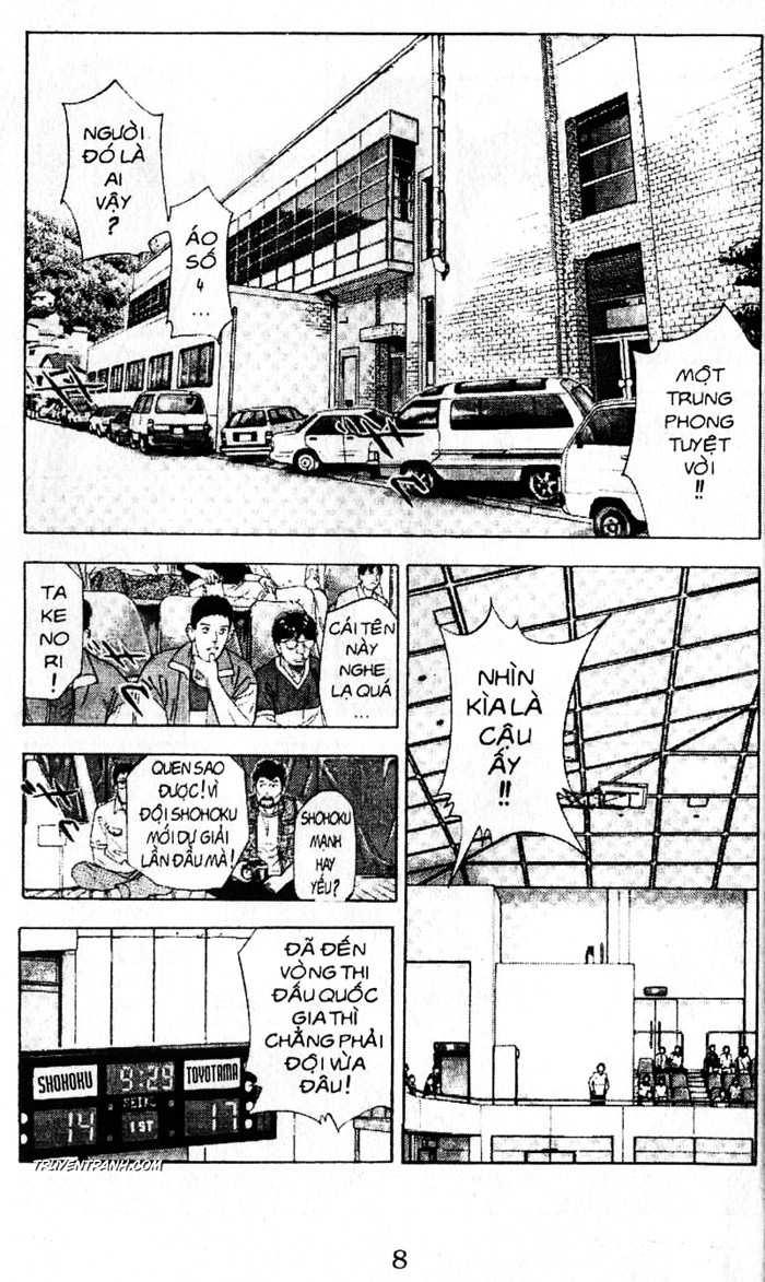 Slam Dunk chap 204 trang 1