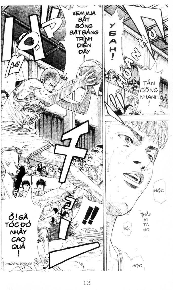 Slam Dunk chap 211 trang 20