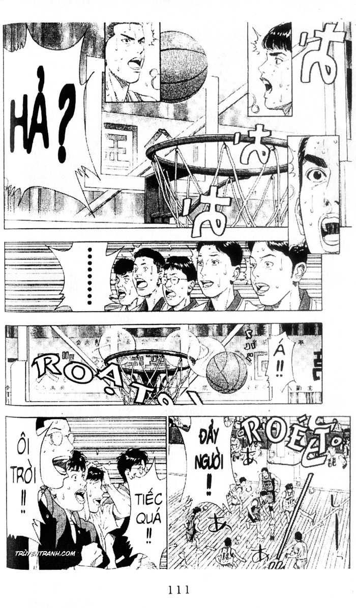 Slam Dunk chap 209 trang 6