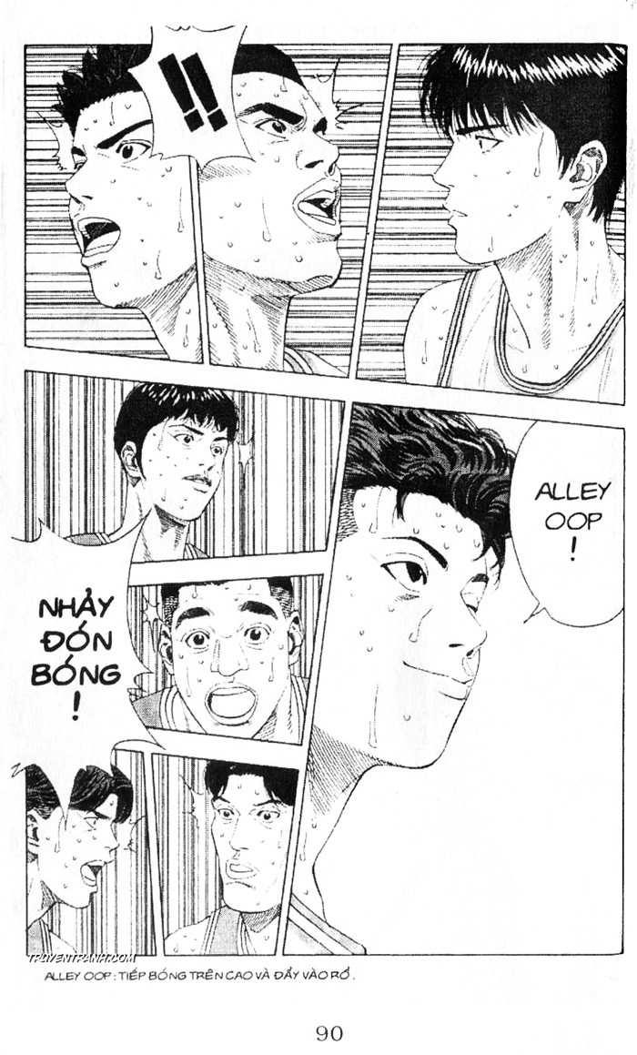 Slam Dunk chap 208 trang 3