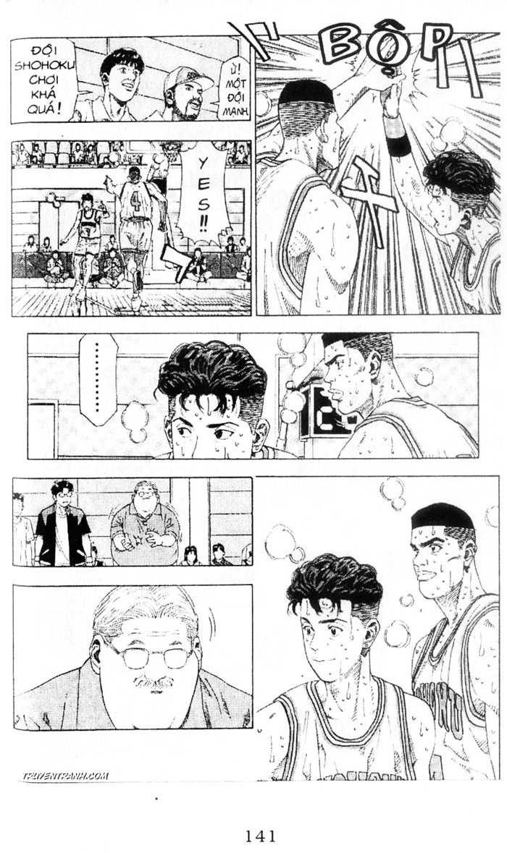 Slam Dunk chap 210 trang 16