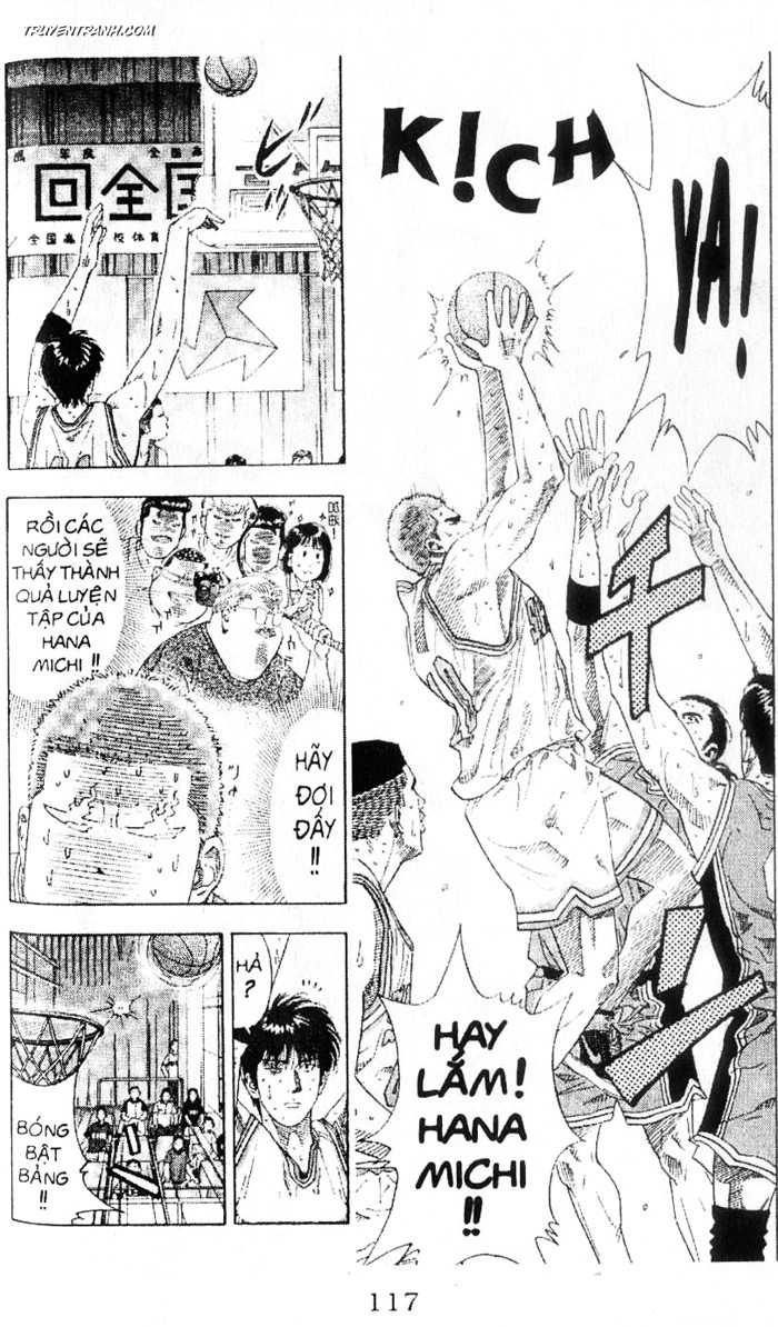 Slam Dunk chap 209 trang 12