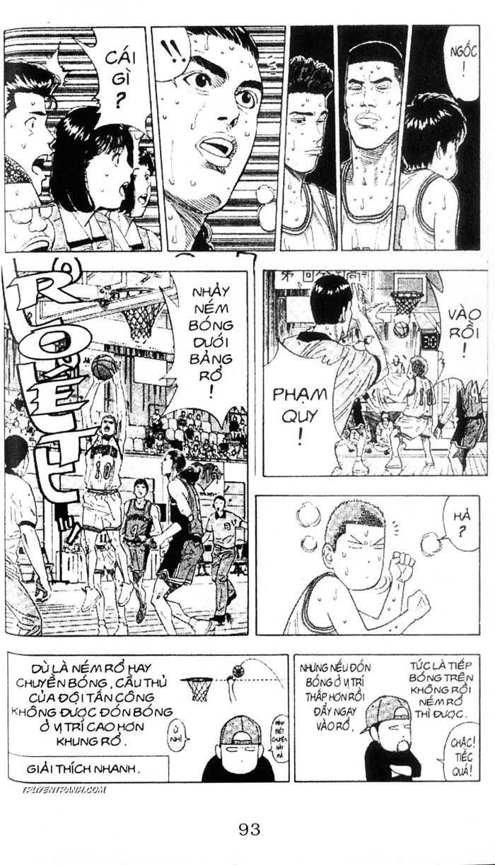 Slam Dunk chap 208 trang 6