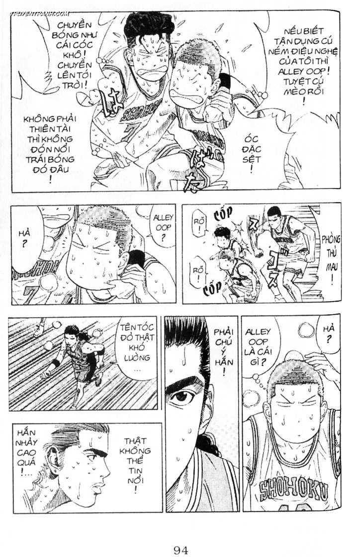 Slam Dunk chap 208 trang 7