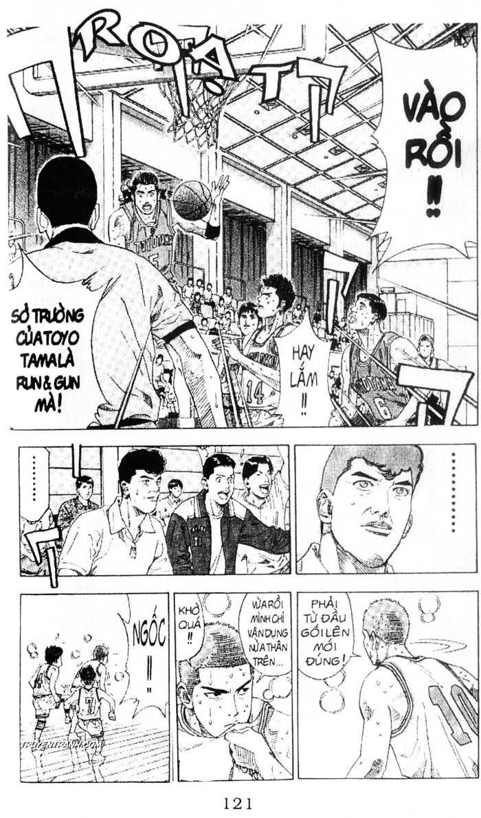Slam Dunk chap 209 trang 16