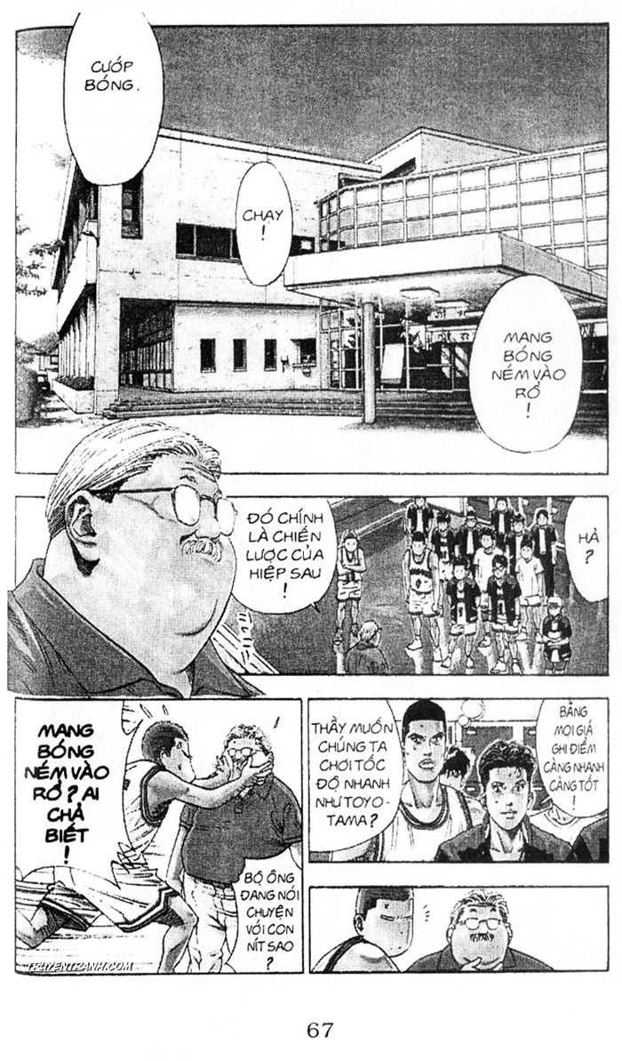Slam Dunk chap 207 trang 2