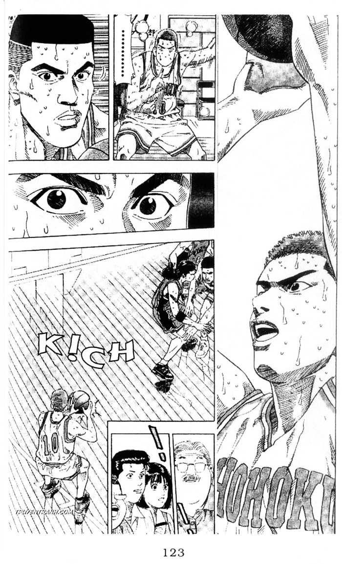 Slam Dunk chap 209 trang 18