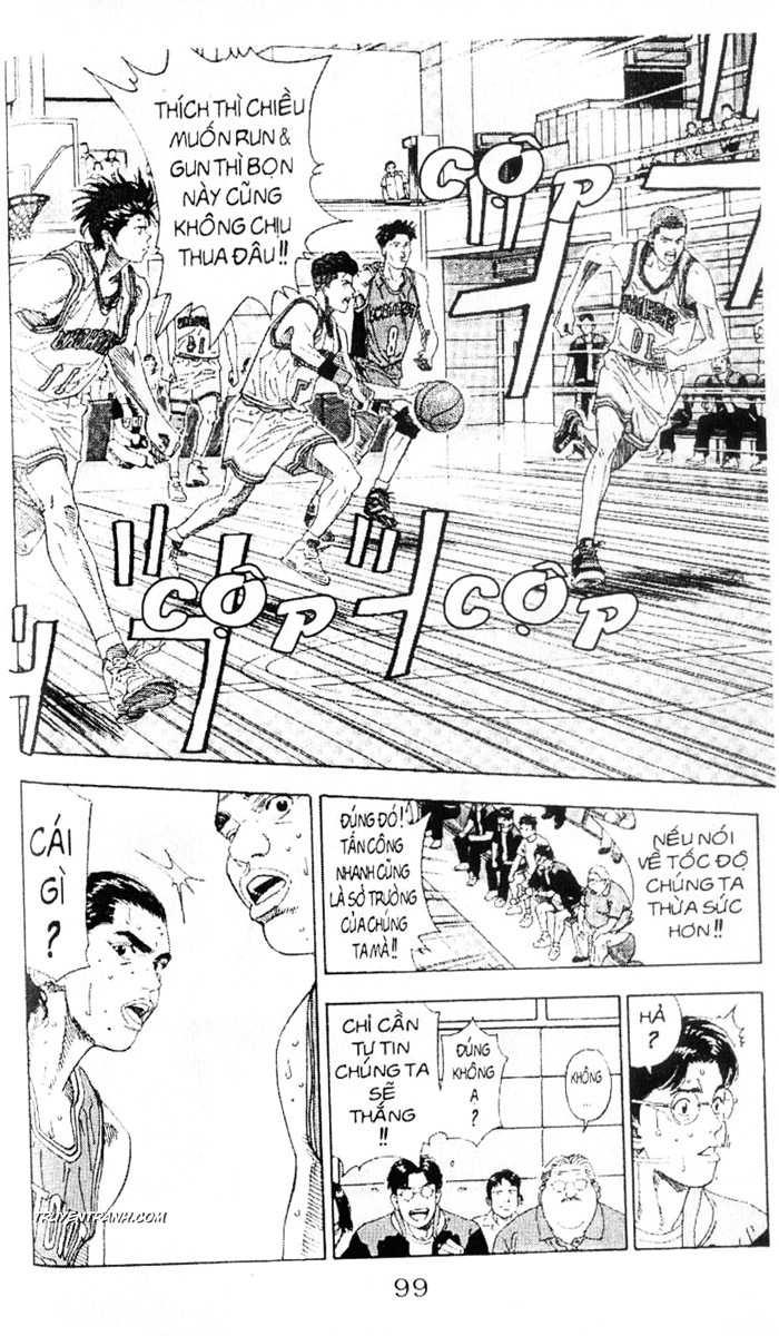 Slam Dunk chap 208 trang 12