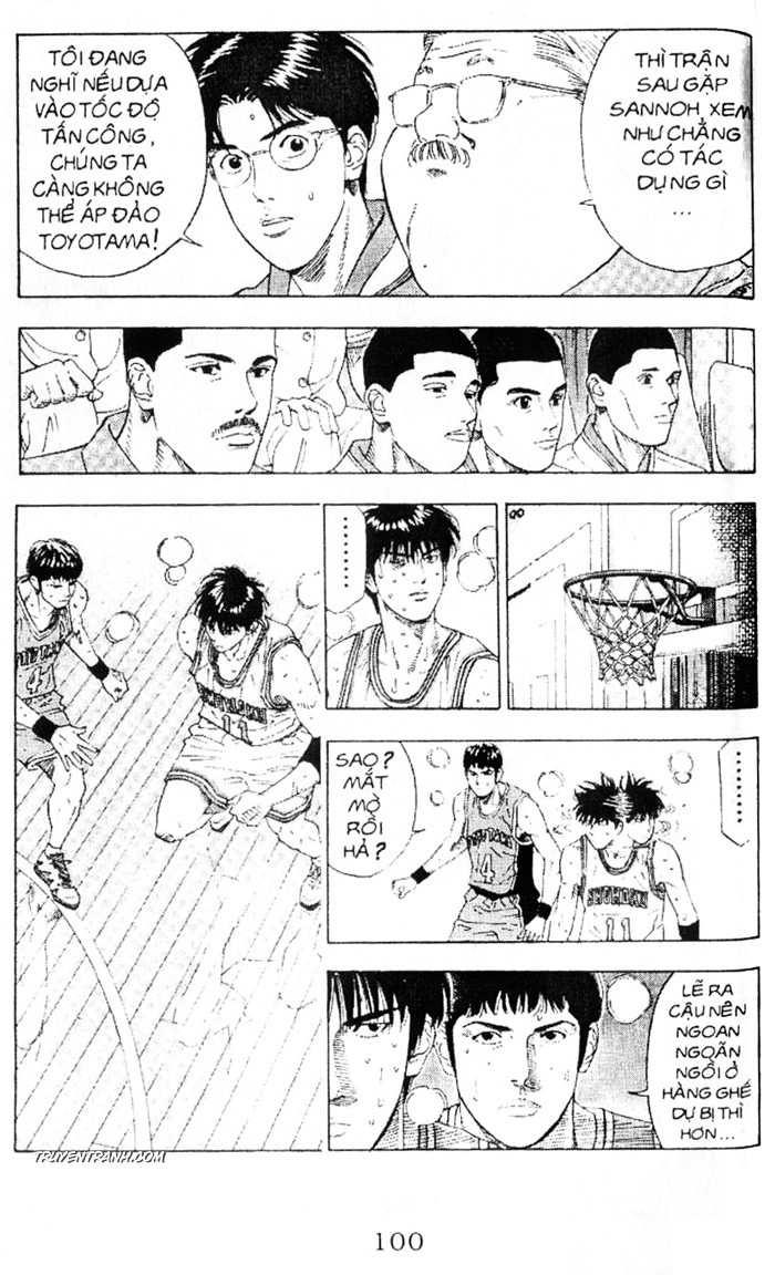 Slam Dunk chap 208 trang 13
