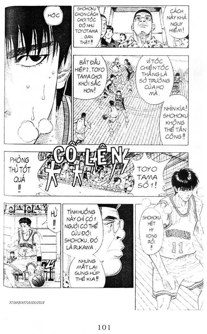 Slam Dunk chap 208 trang 14
