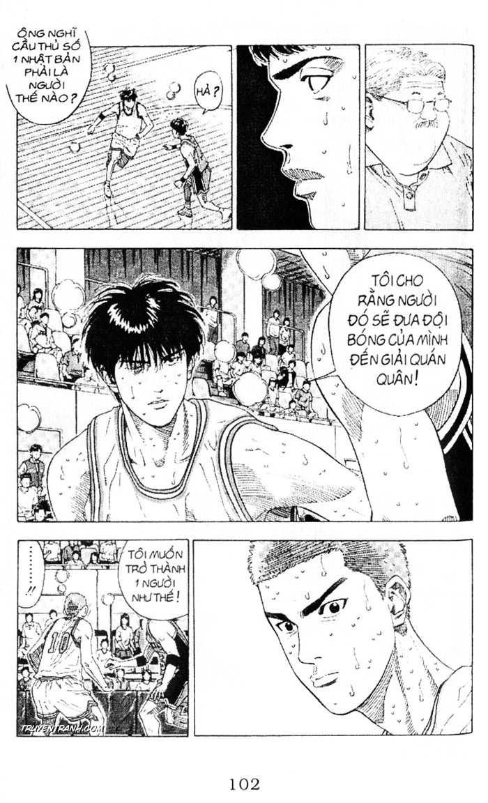 Slam Dunk chap 208 trang 15