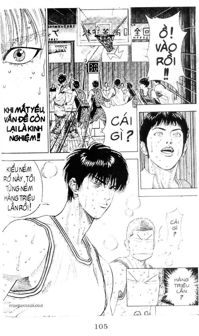 Slam Dunk chap 208 trang 18