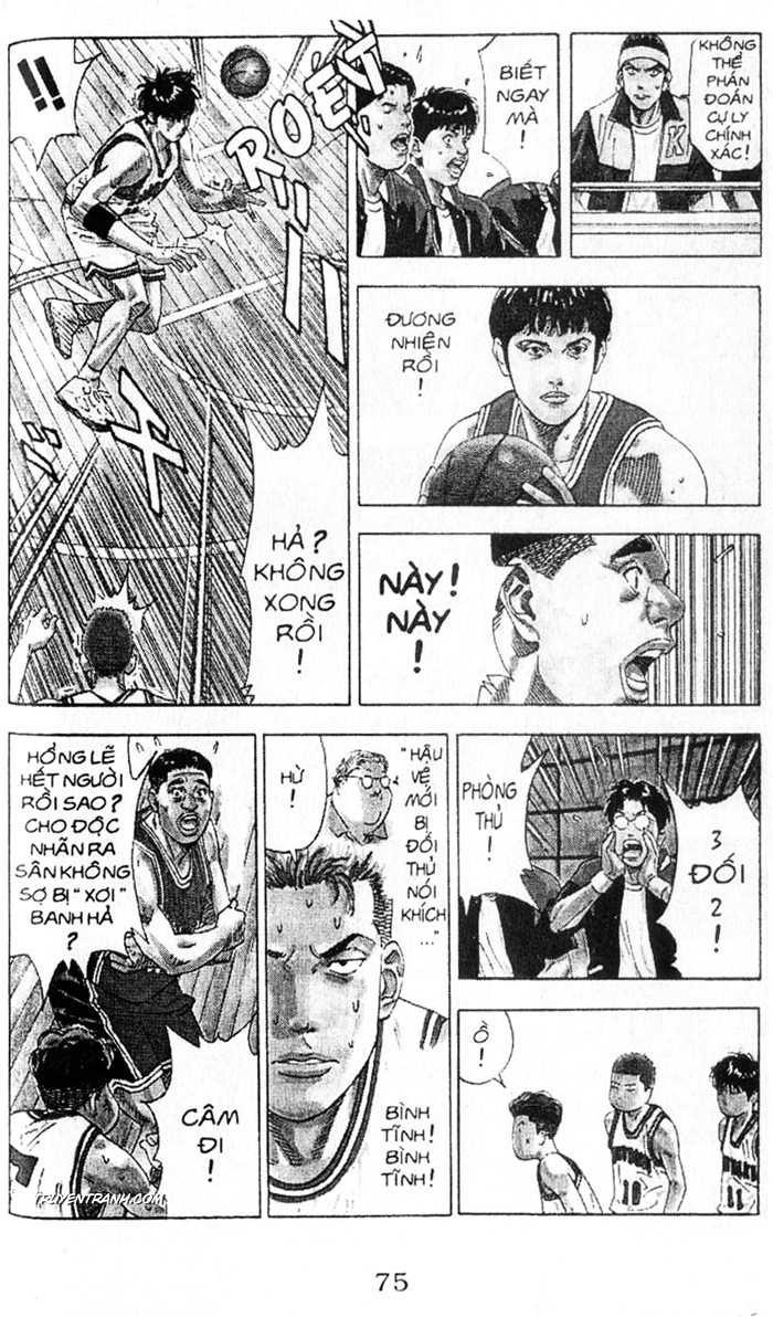 Slam Dunk chap 207 trang 9