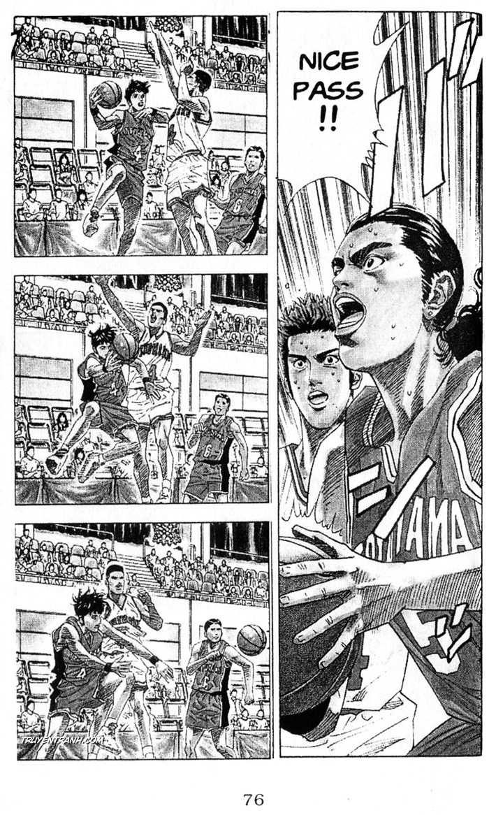 Slam Dunk chap 207 trang 10