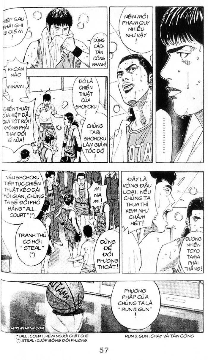 Slam Dunk chap 206 trang 12