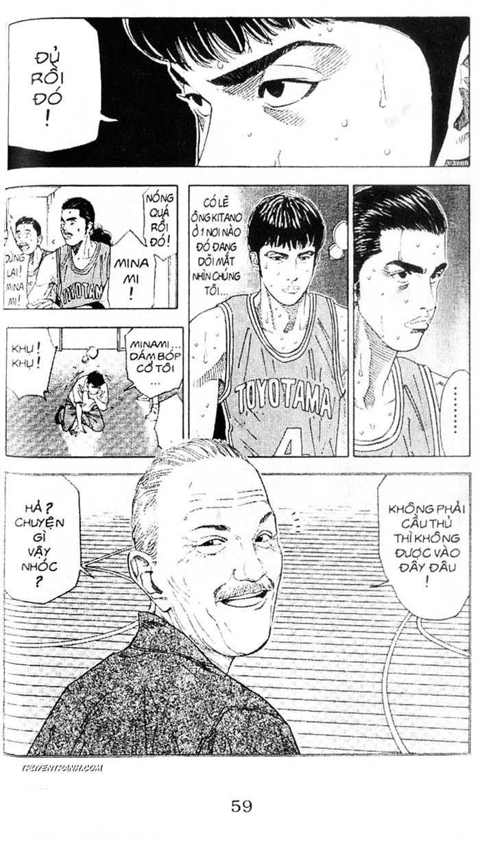 Slam Dunk chap 206 trang 14