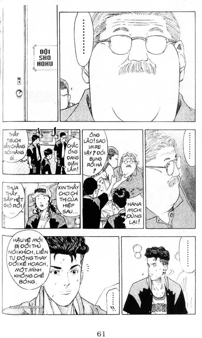 Slam Dunk chap 206 trang 16