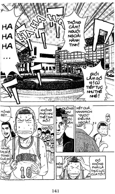 Slam Dunk chap 202 trang 18